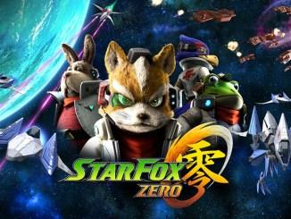 """Das Bild zeigt das Logo von """"Star Fox Zero""""."""