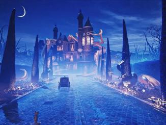 """Das Bild zeigt eine Szene aus dem Spiel """"Tandem: A Tale of Shadows""""."""