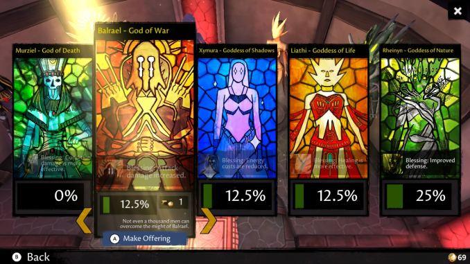"""Das Bild zeigt eine Szene aus dem Spiel """"Tears of Avia""""."""
