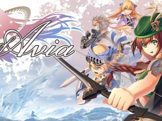 """Das Bild zeigt das Logo von """"Tears of Avia""""."""