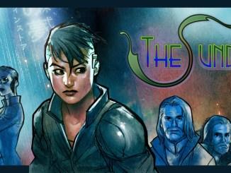 """Das Bild zeigt das Logo von """"The Sundew""""."""