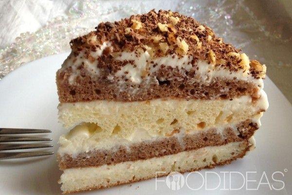 Торт Сметанник — рецепт приготовления с фото — торт ...