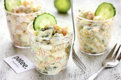 Салаты — рецепты салатов, новые салаты, простые и вкусные ...