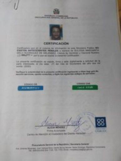 Eulogia Margarita Melo Rodríguez