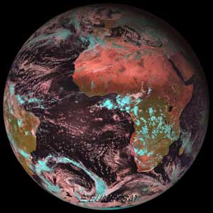 Terra (Meteosat-9)