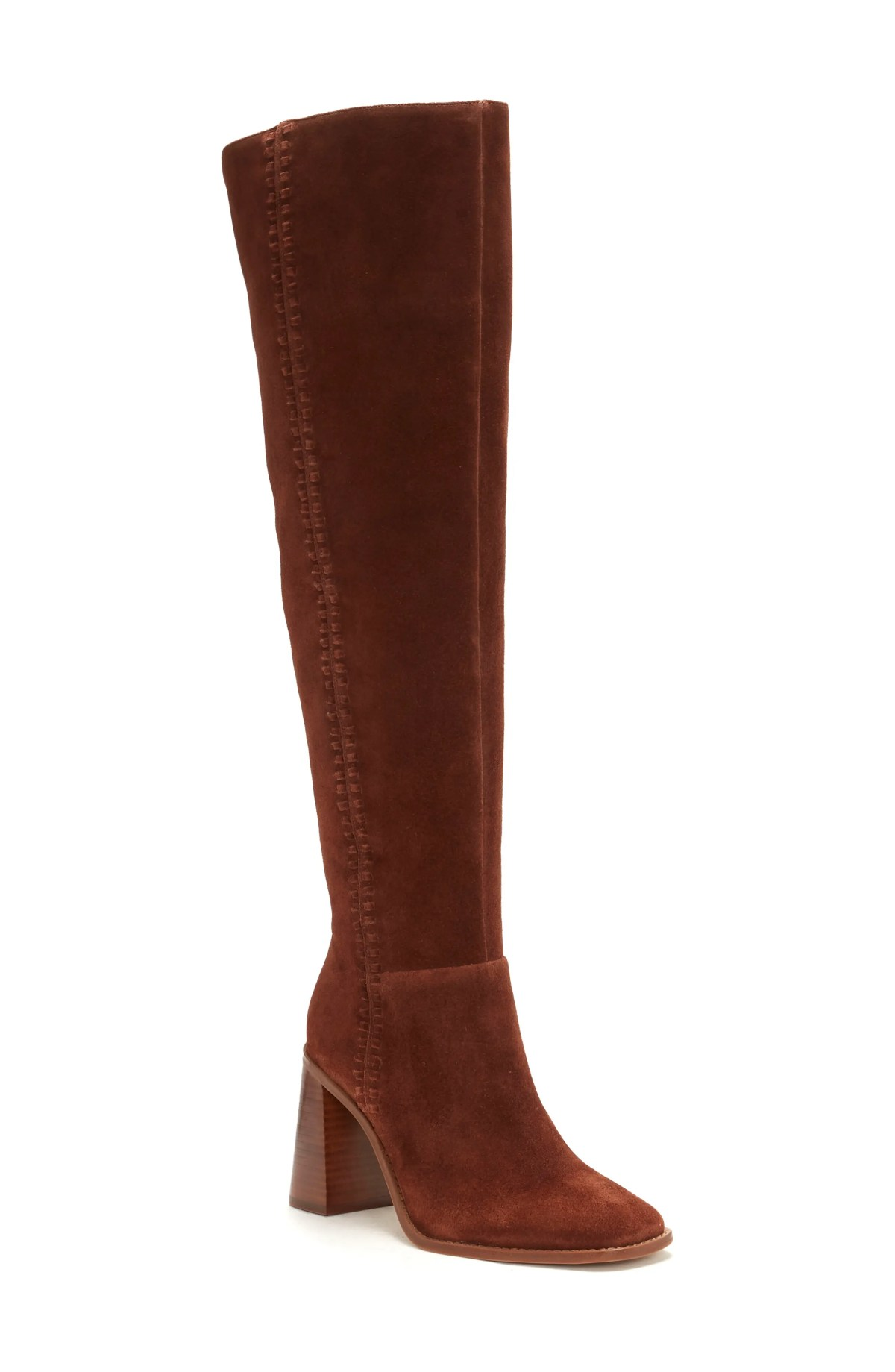 VINCE CAMUTO Englea Over the Knee Boot, Main, color, CHOCOLATE CRAVING
