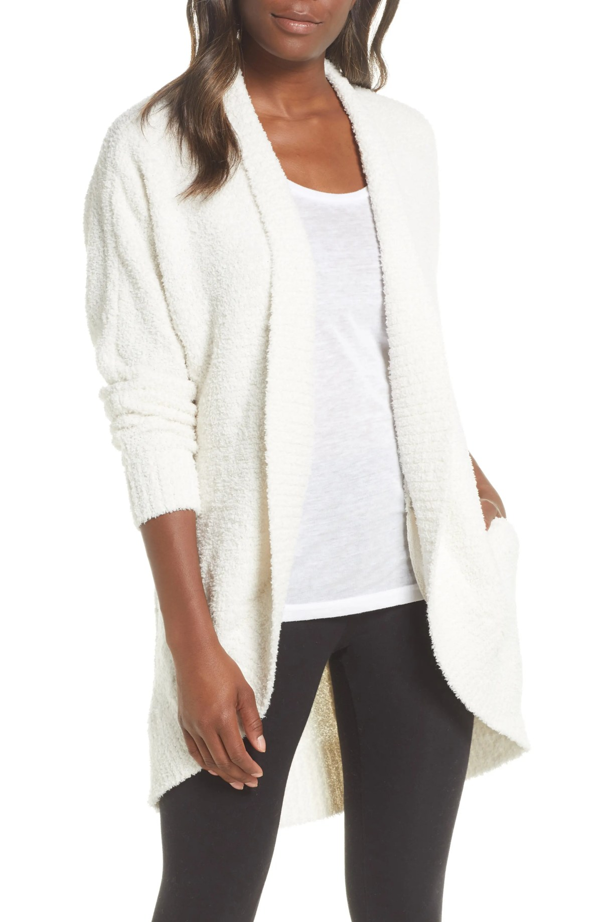 UGG<SUP>®</SUP> Fremont Cardigan, Main, color, CREAM