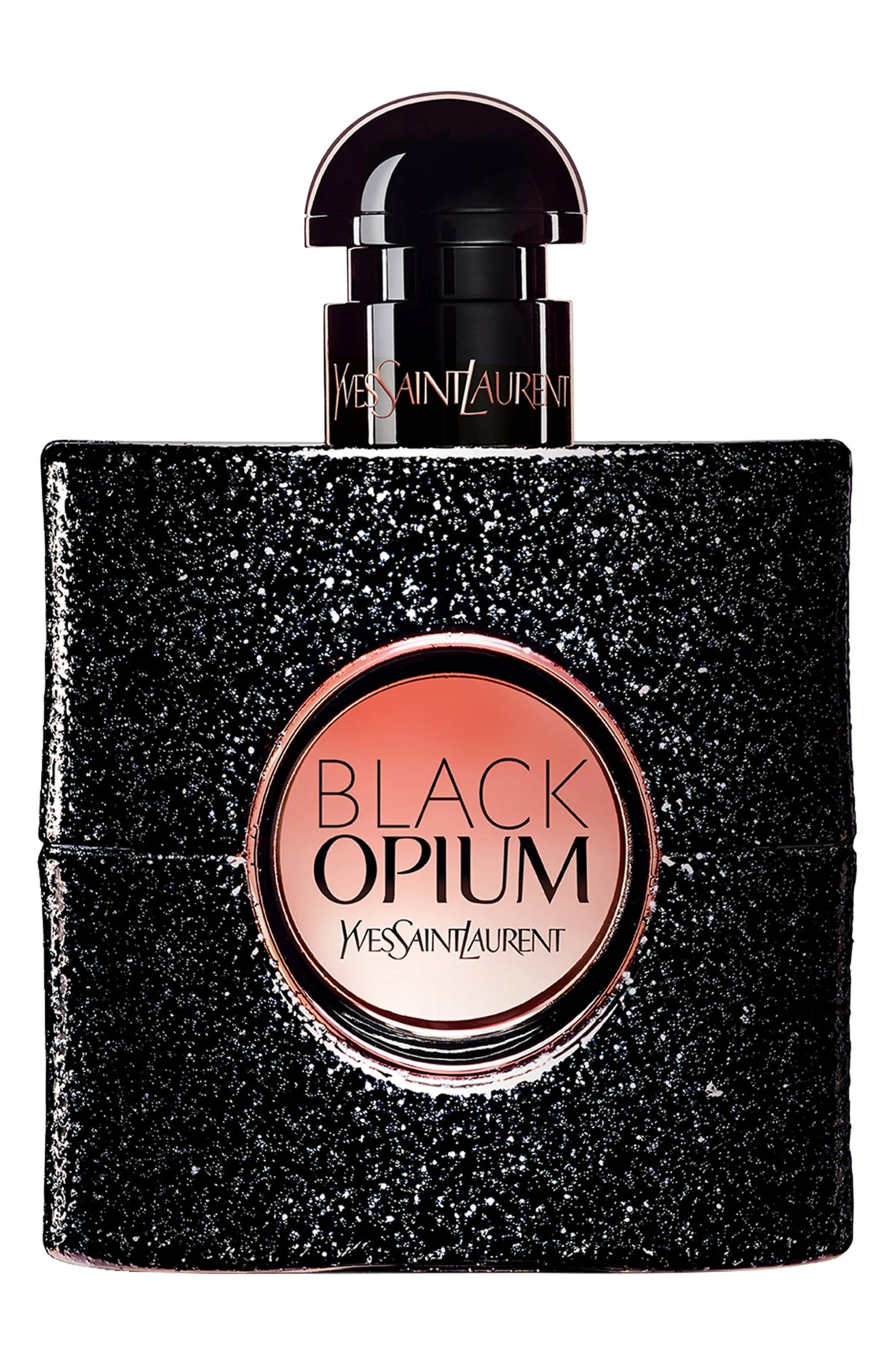 YVES SAINT LAURENT Black Opium Eau de Parfum, Main, color, NO COLOR