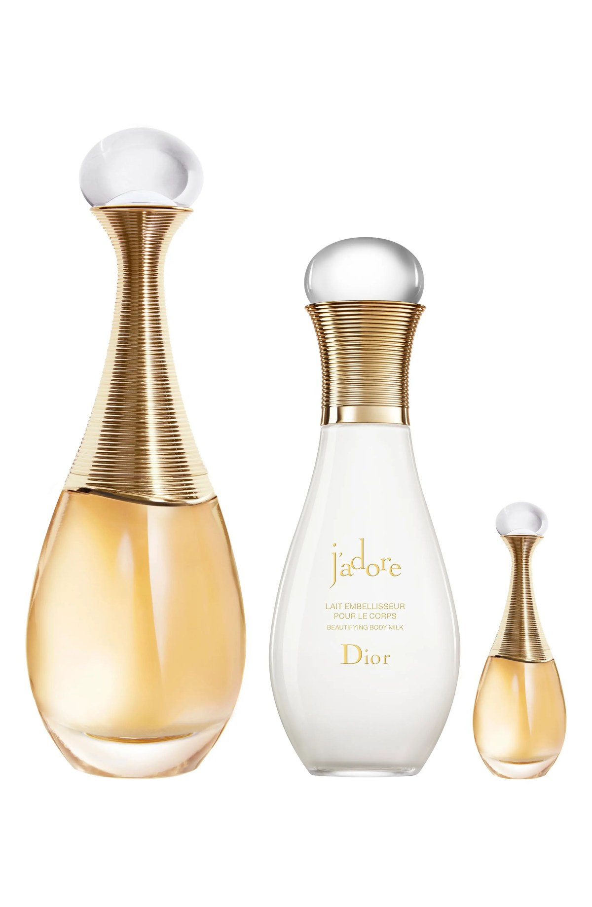 DIOR J'adore Eau de Parfum Set, Main, color, NO COLOR