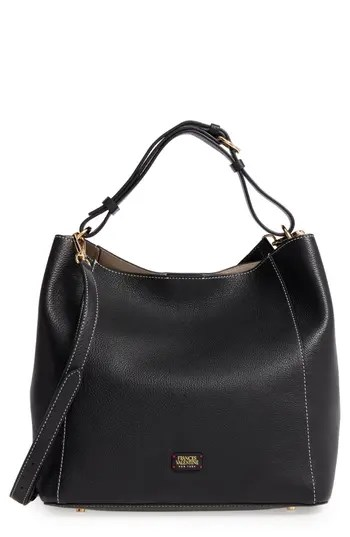 Frances Valentine Medium June Leather Hobo Bag Nordstrom