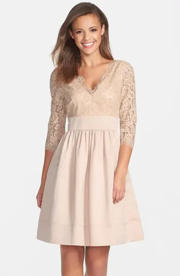 Lace Wedding Wedges