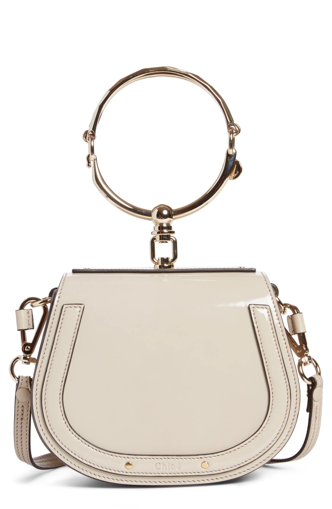 Chloé Small Nile Leather Shoulder Crossbody Bag f9198915af3f8