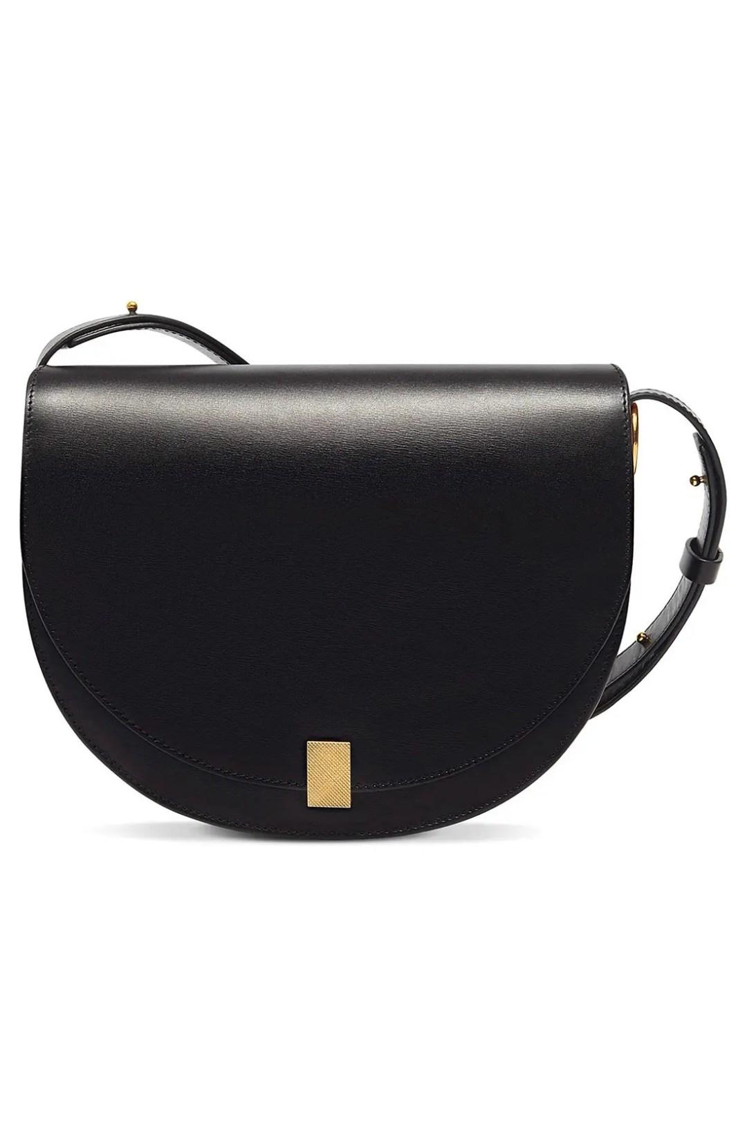 09e8568483166 Victoria Beckham Half Moon Box Shoulder Bag