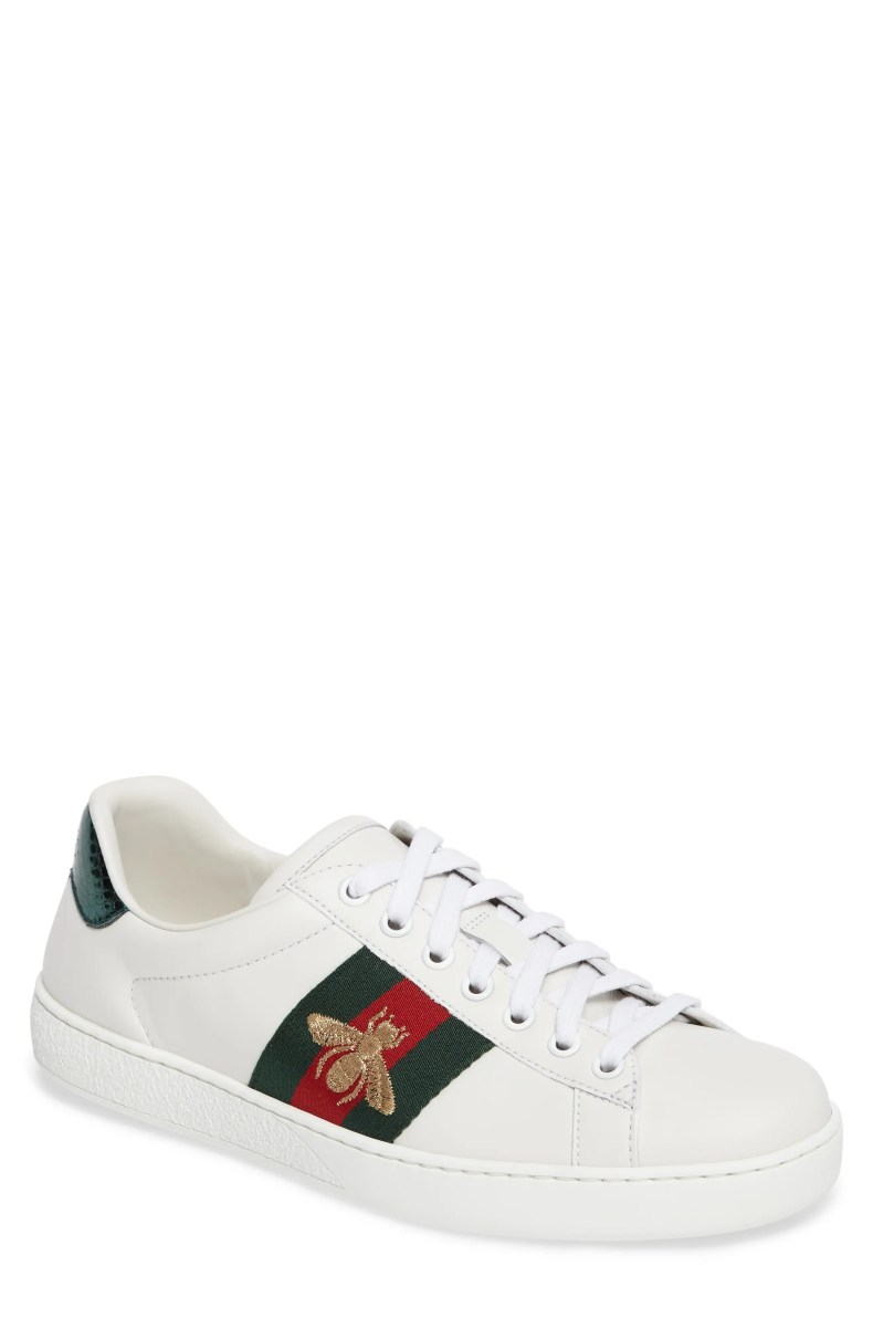 Gucci New Ace Sneaker (Men)