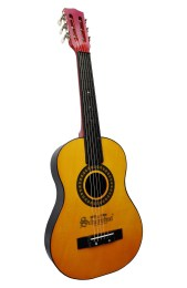 Easter - Schoenhut Six-String Acoustic Guitar