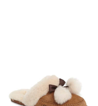 Main Image - UGG® Hafnier Genuine Shearling Slipper (Women)