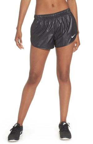 Tempo Running Shorts,                         Main,                         color, Black