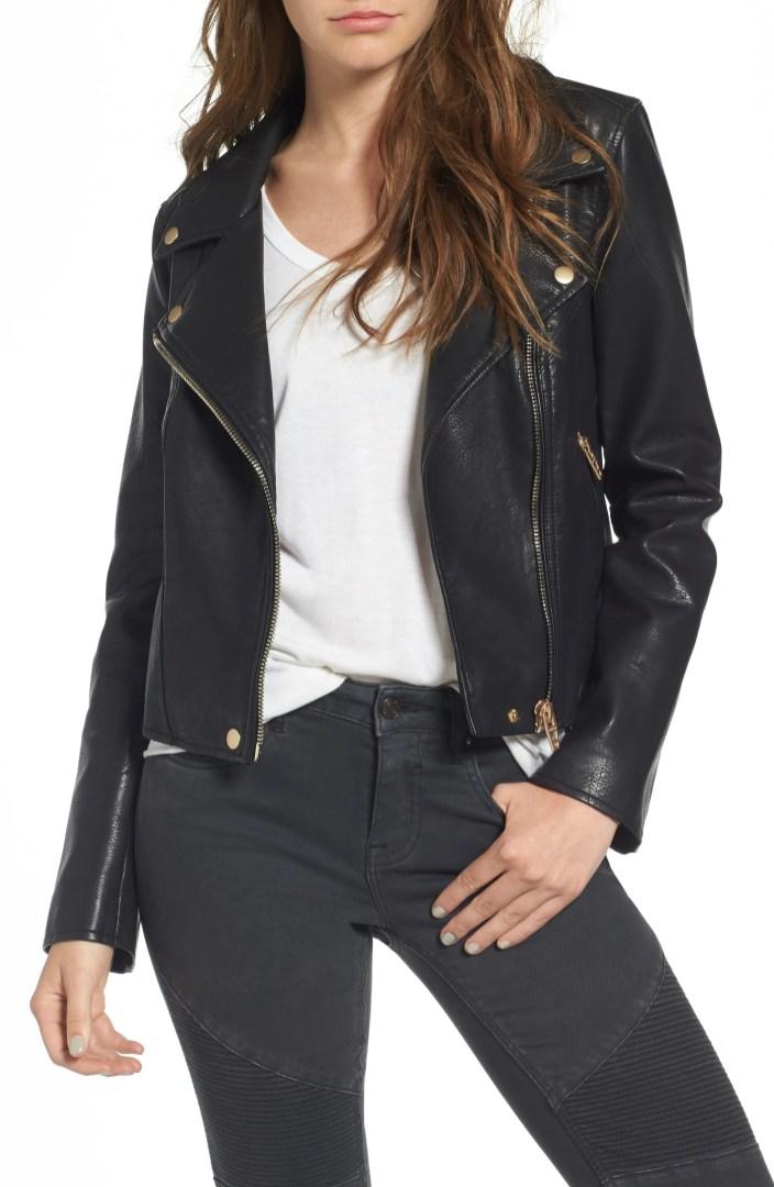 BLANKNYC Life Changer Moto Jacket Nordstrom