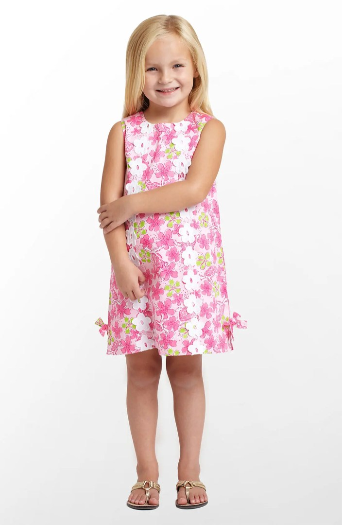 Lilly Pulitzer Little Lilly Shift Dress Little Girls