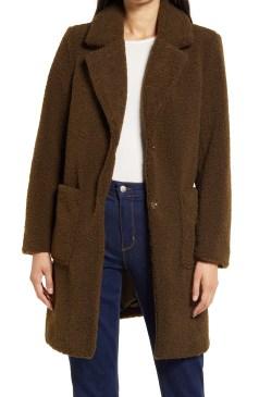 women s teddy coats jackets nordstrom