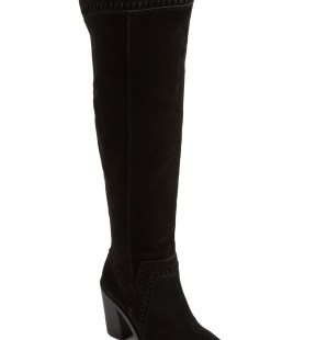 Main Image - Vince Camuto Madolee Over the Knee Boot (Women)