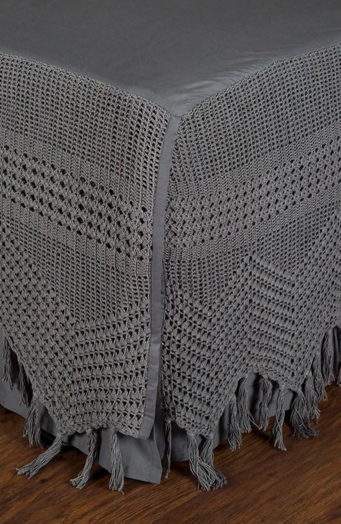 Pom Pom At Home King Crochet Bed Skirt Nordstrom