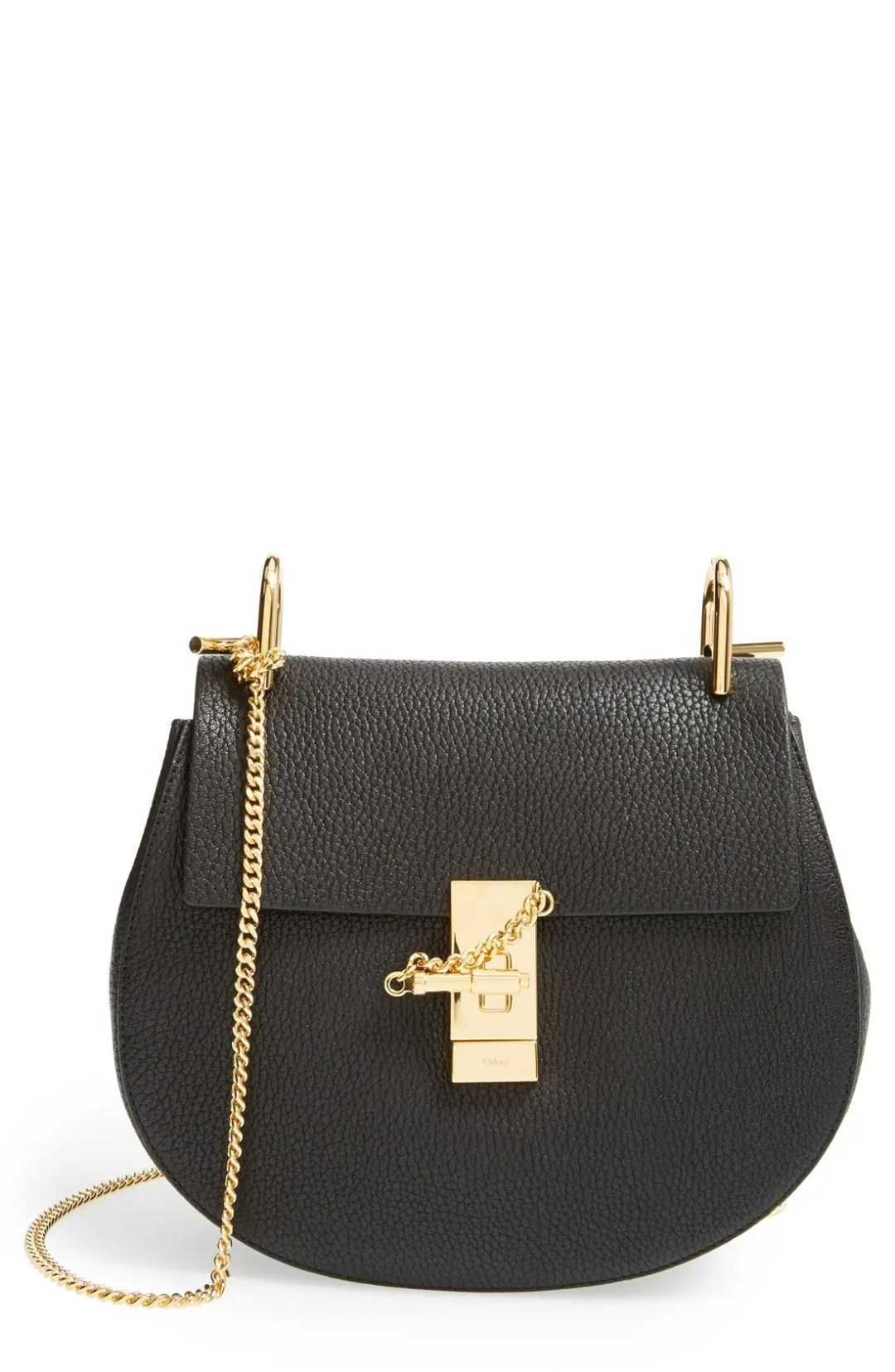 79e23d176337 Chloé Small Faye Suede   Leather Backpack