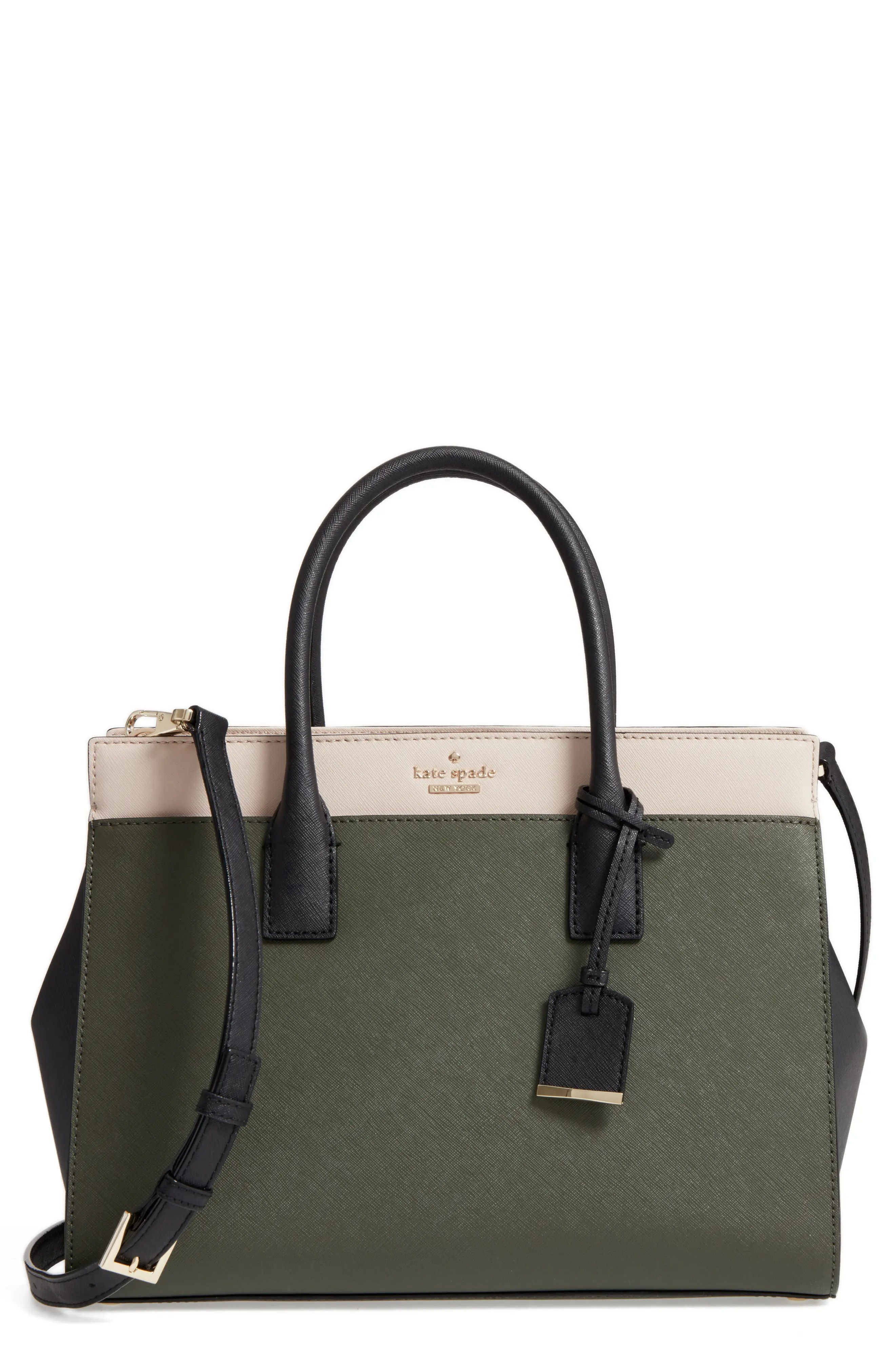 kate spade new york cameron street - candace leather satchel