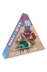 Easter - Craft-tastic Make & Give Heart Bowls Craft Kit