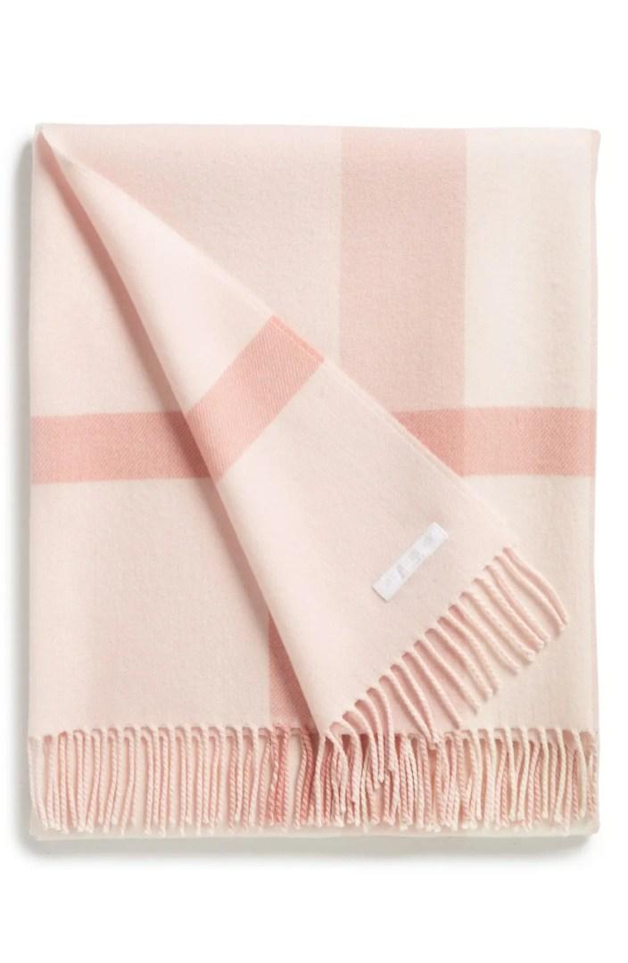 Burberry Merino Wool Baby Blanket Nordstrom