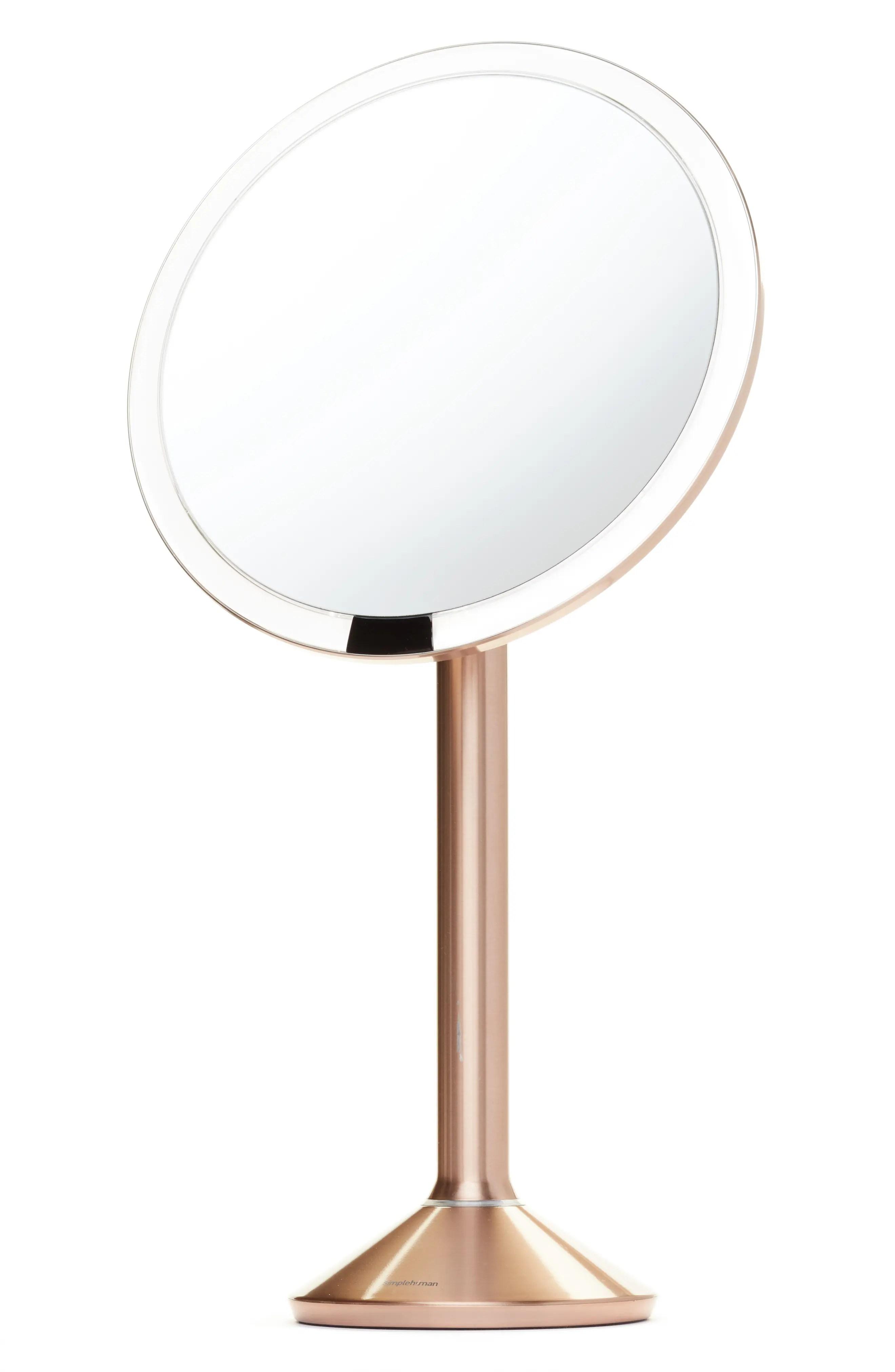 Main Image - simplehuman Round Sensor Mirror Pro (8-Inch) ($250 Value)
