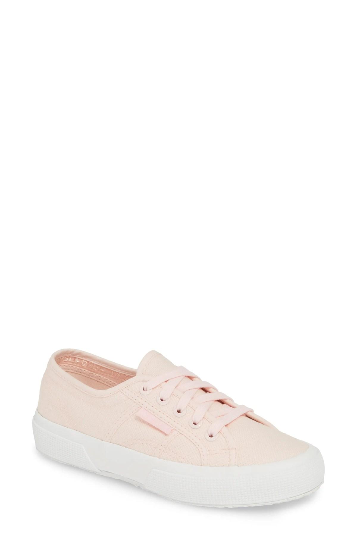 SUPERGA 'Cotu' Sneaker, Main, color, PINK CRYSTAL