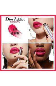 DIOR Addict Stellar Shine Lipstick, Alternate, color, 976 BE DIOR