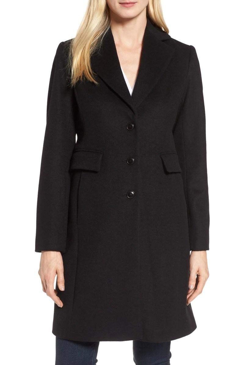 wool coats for petites