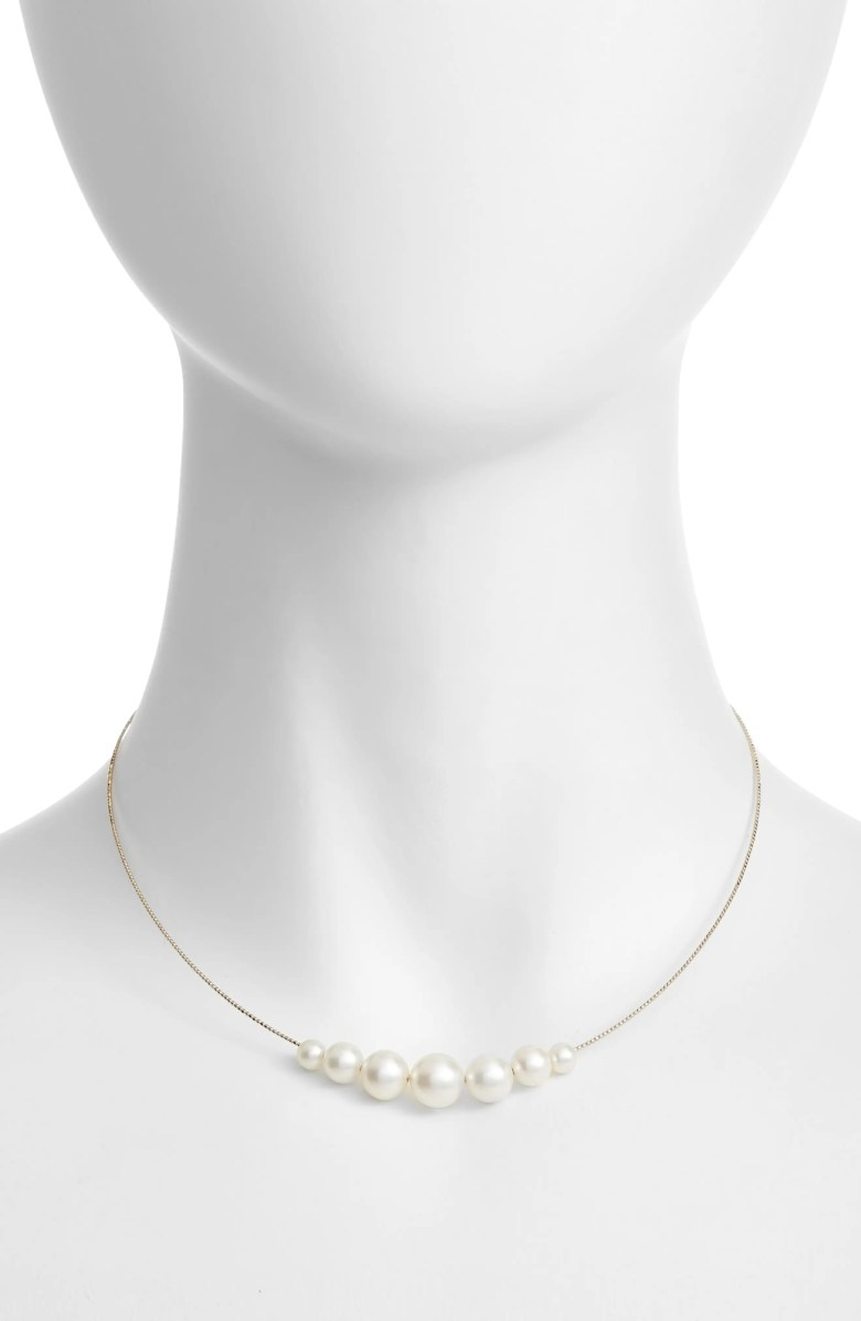 necklace for short neck