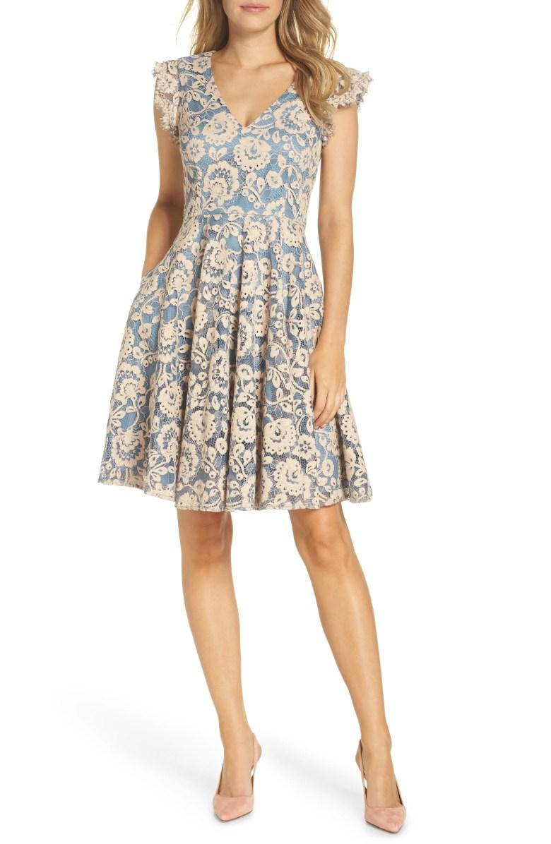 lace dress for petite women