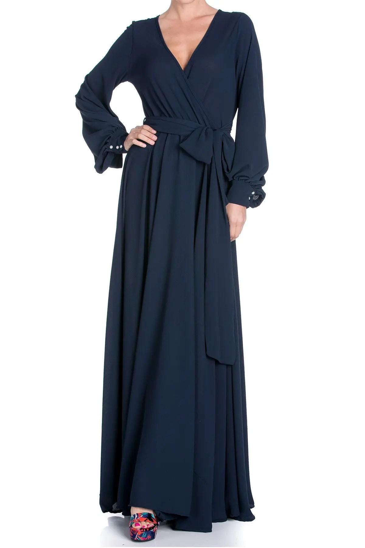 lilypad solid maxi dress