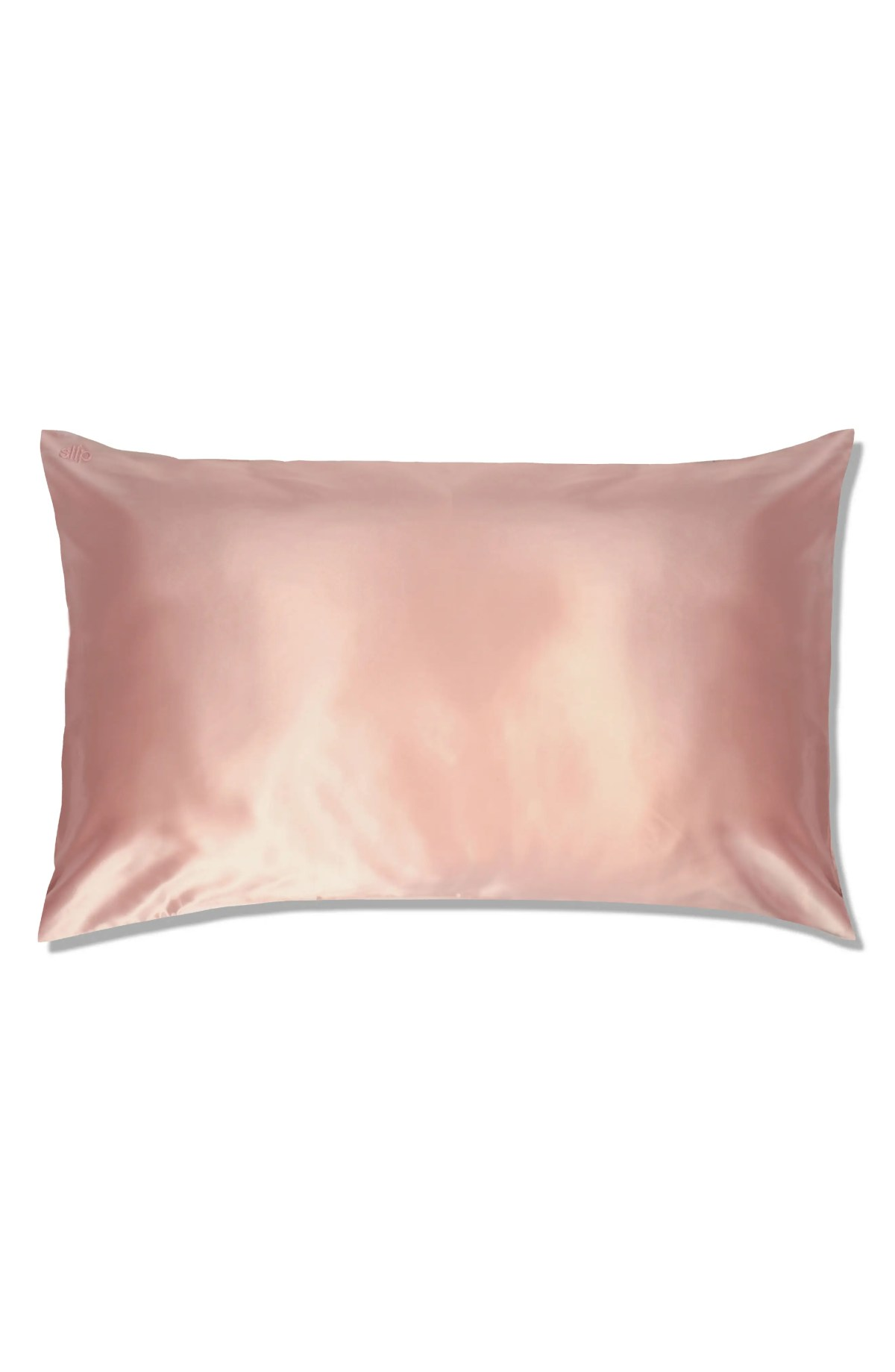 SLIP Pure Silk Pillowcase, Main, color, PINK