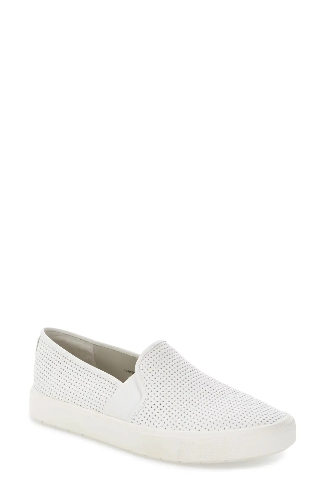 VINCE Blair 5 Slip-On Sneaker, Main, color, WHITE