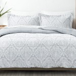 Ienjoy Home Home Collection Premium Down Alternative English Countryside Reversible Comforter Set Light Blue Twin Twinxl Nordstrom Rack