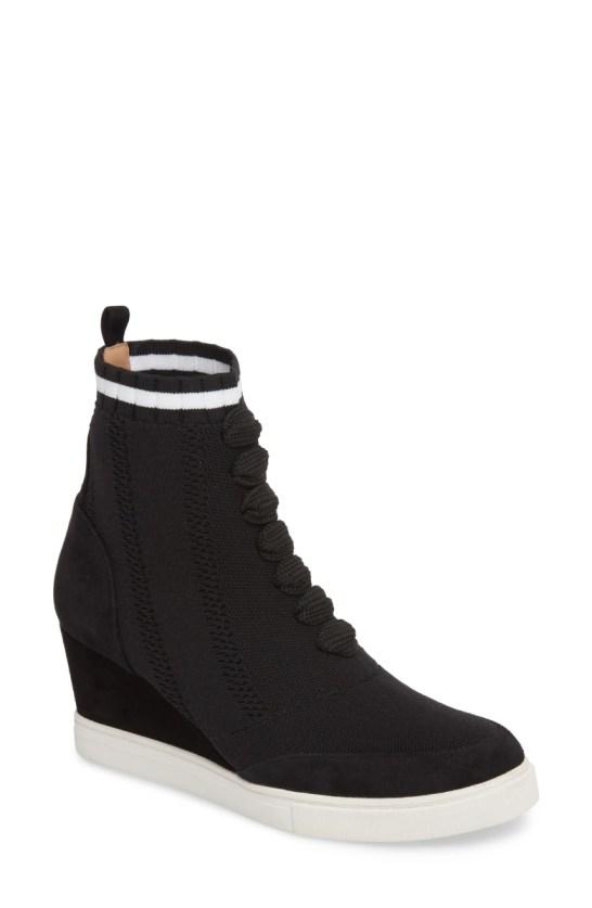Linea Paolo Fabiana Wedge Sneaker Women Nordstrom