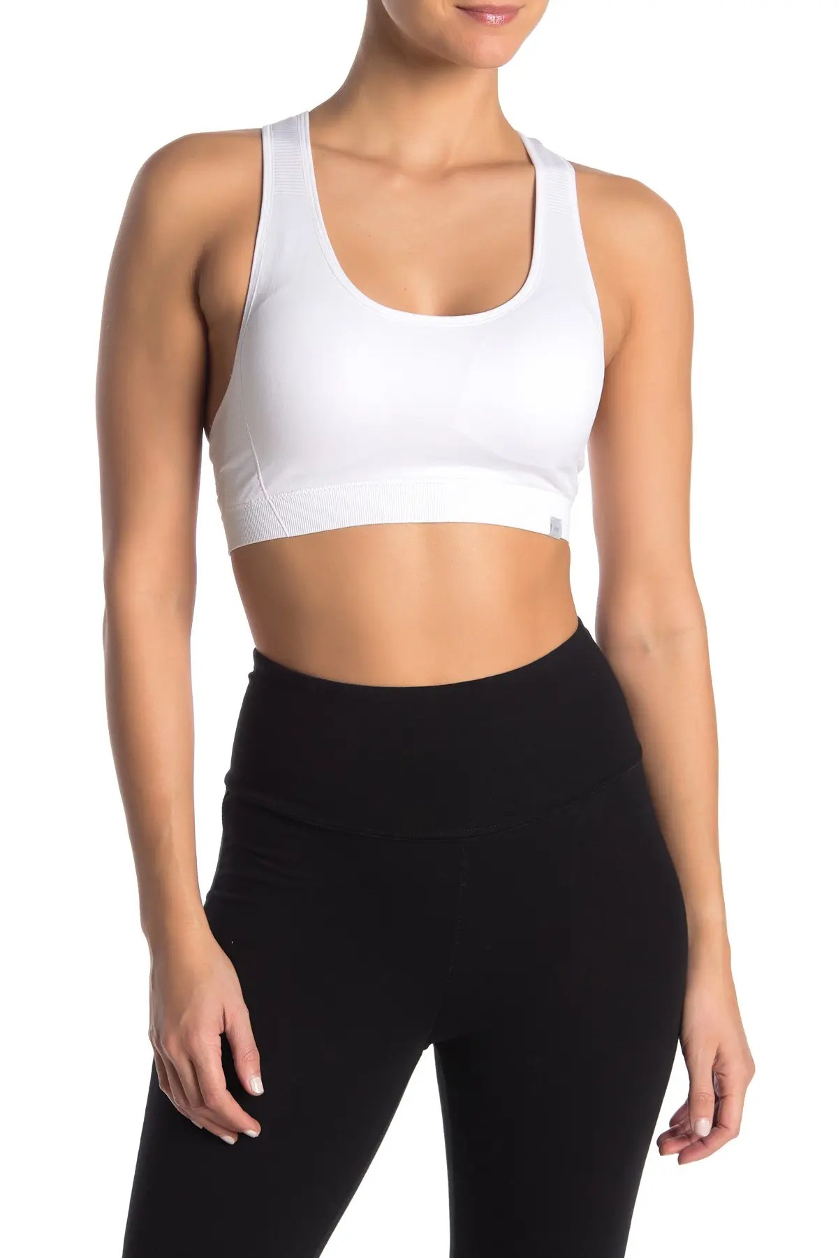 haley seamless sports bra