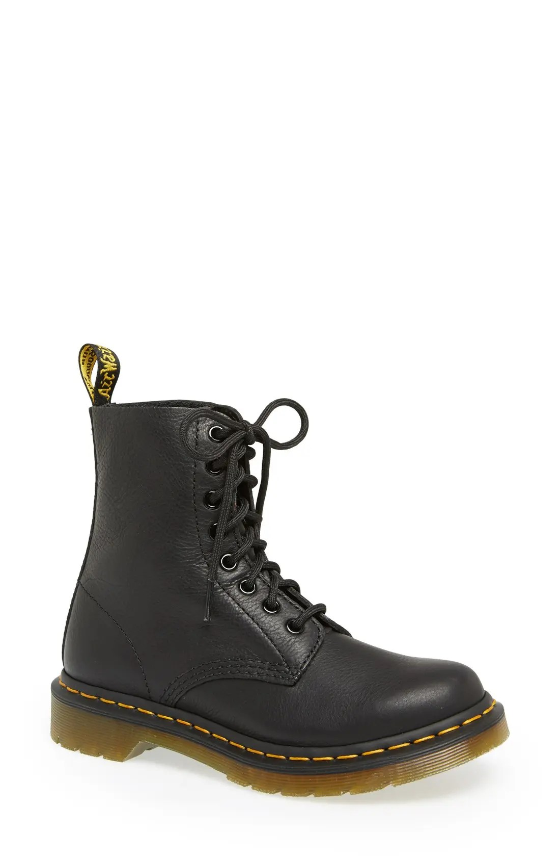 DR. MARTENS 'Pascal' Boot, Main, color, BLACK VIRGINIA