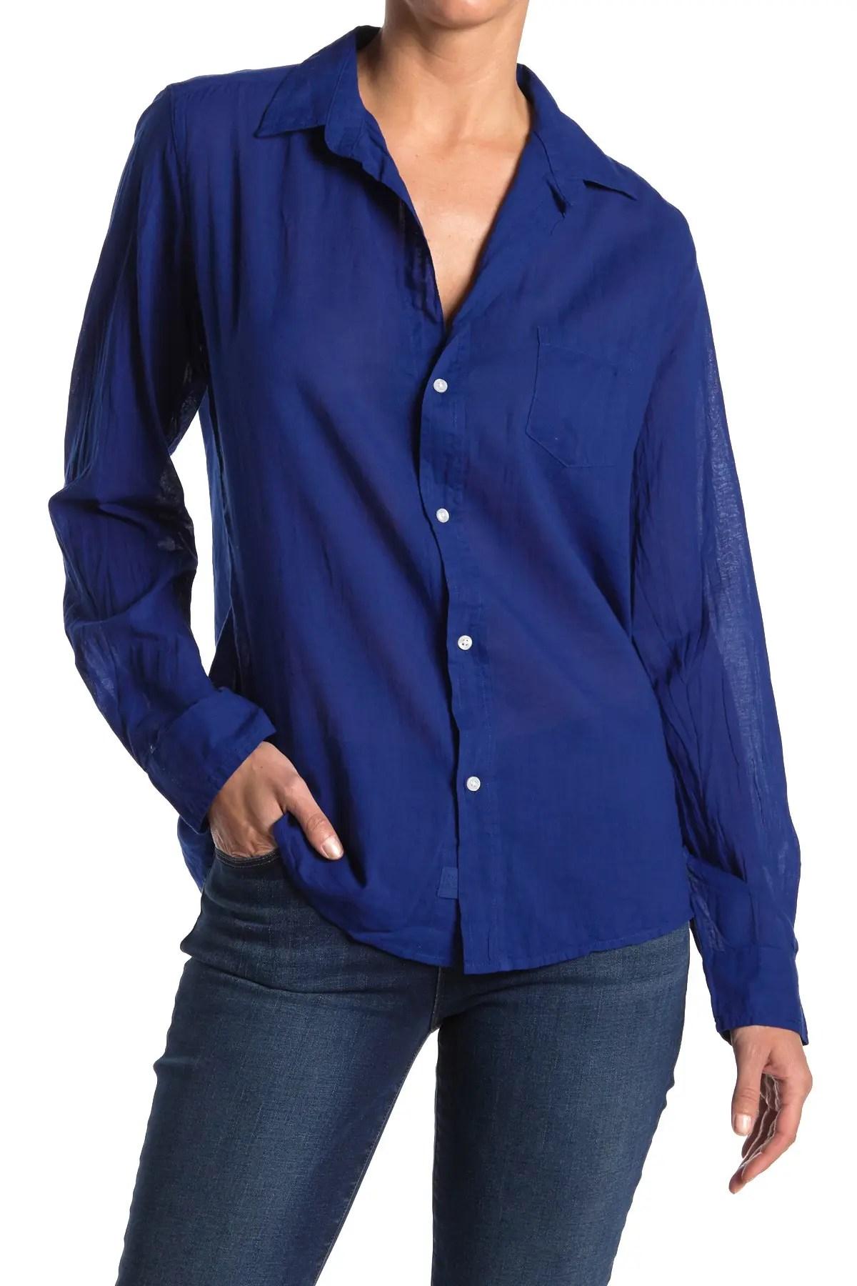 barry woven dress shirt