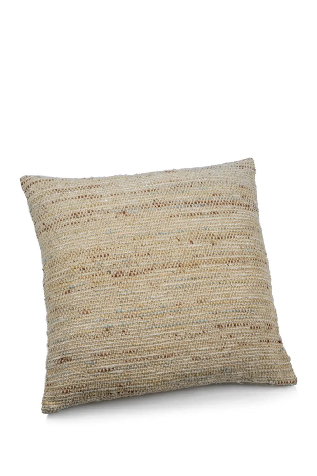 zodax canaria cotton woven throw pillow 24x24 nordstrom rack