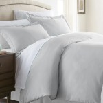 Ienjoy Home Home Collection Premium Ultra Soft 3 Piece Full Queen Duvet Cover Set Light Gray Nordstrom Rack