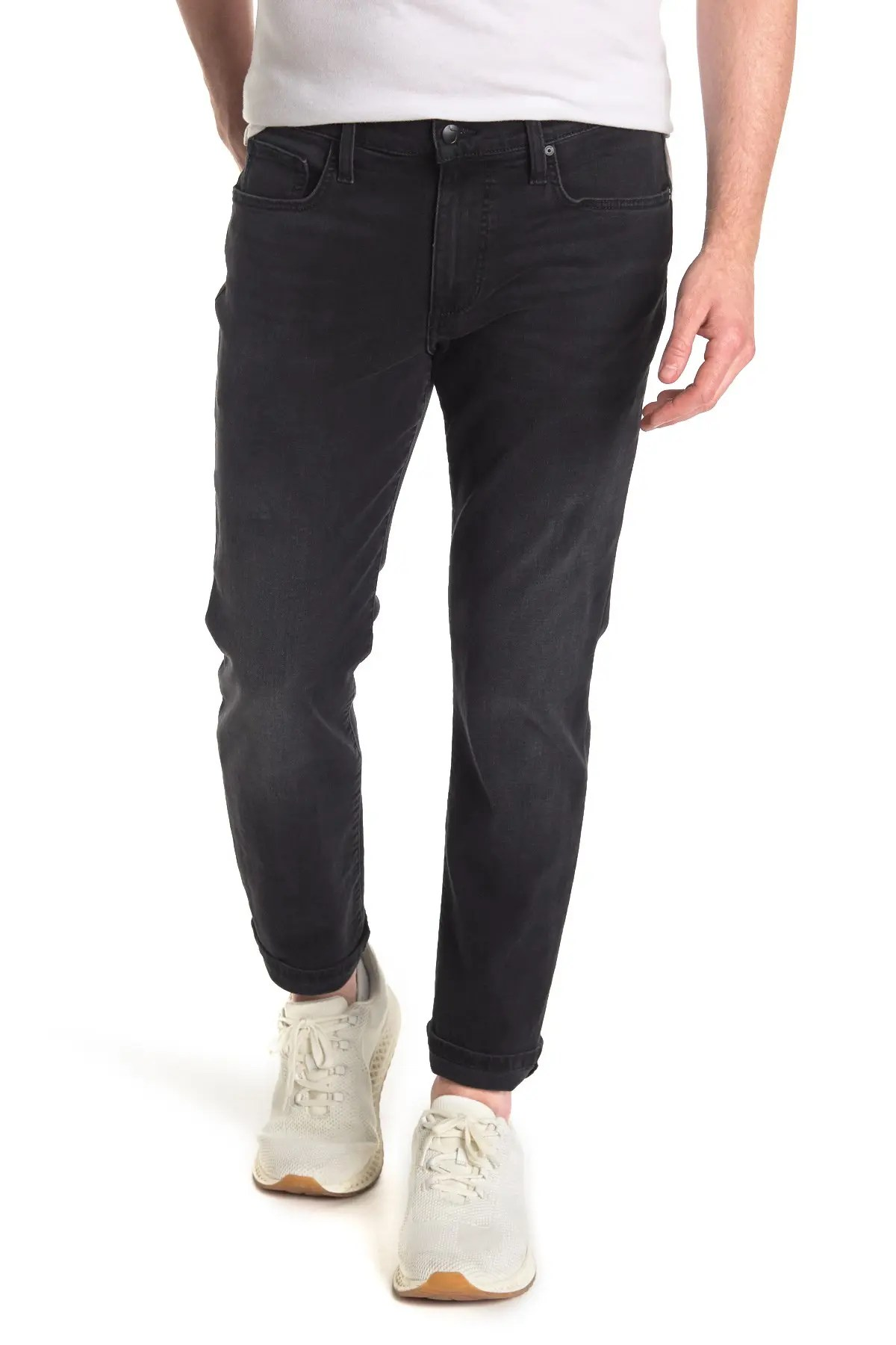 the slim fit jeans