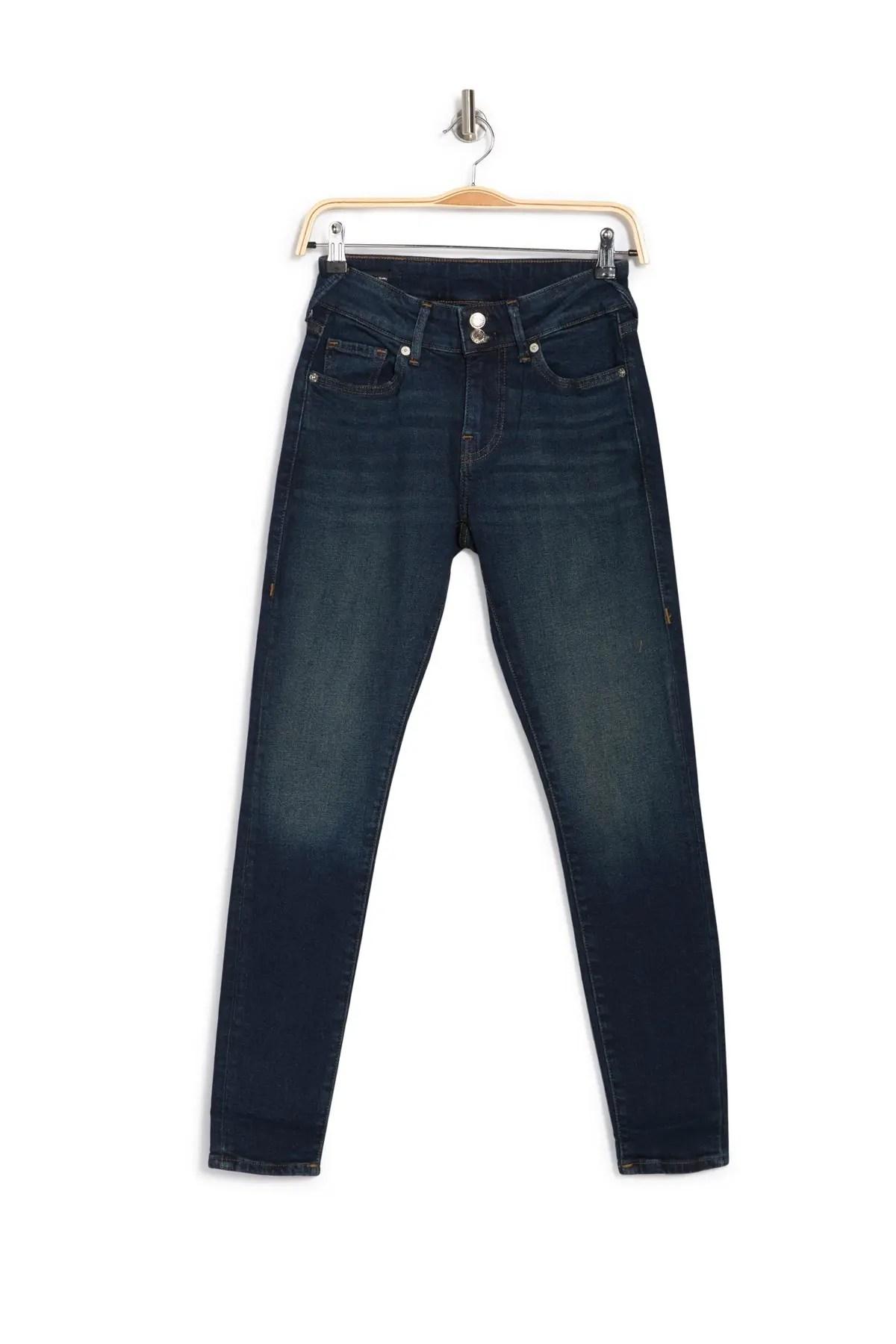 true religion jennie wide waist mid rise curvy skinny jeans nordstrom rack