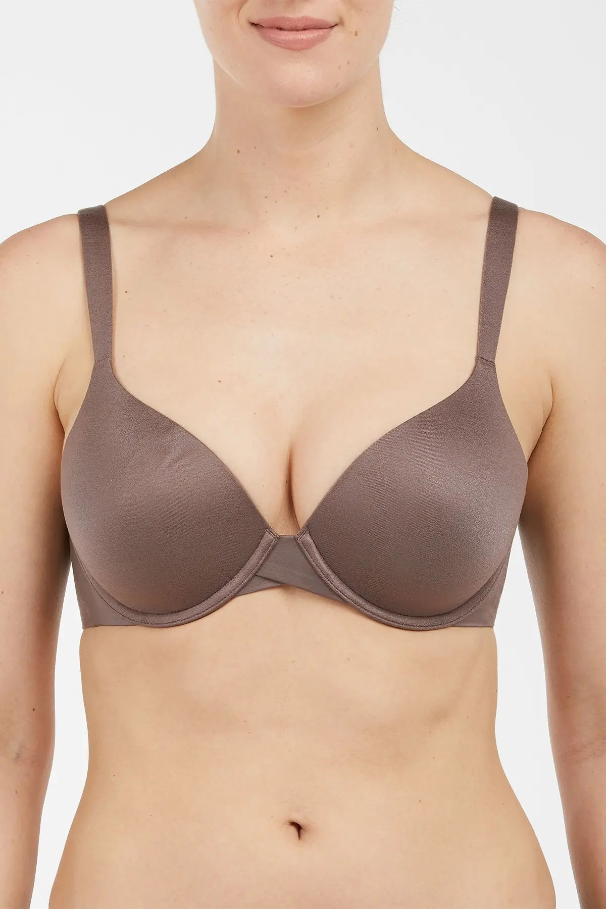 spanx pillow cup full coverage bra nordstrom rack