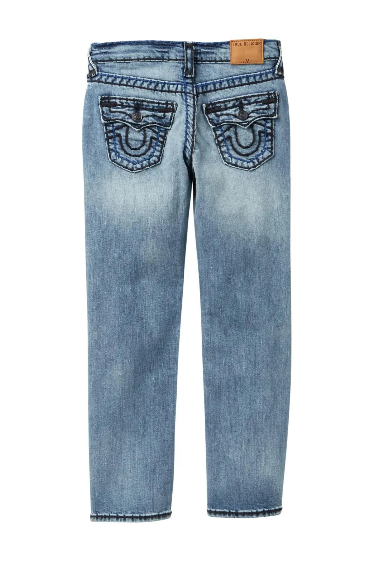true religion geno super t slim jeans toddler little kids nordstrom rack